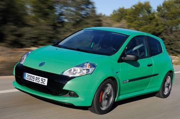 Ook Clio Renault Sport gefacelift