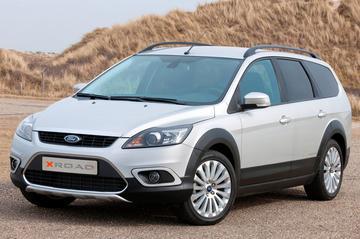 Ford Focus Wagon op avontuur