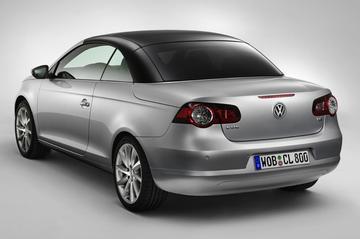 Black Style-pakket voor VW Eos