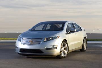 Chevrolet bevestigt prijs Volt voor Nederland