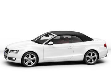Audi A5 Cabriolet op de AutoRAI
