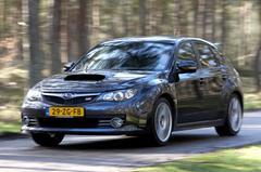 Subaru Impreza WRX STi Executive
