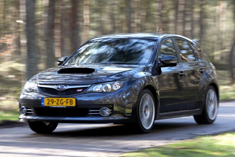 Subaru Impreza WRX STi Executive (2008)