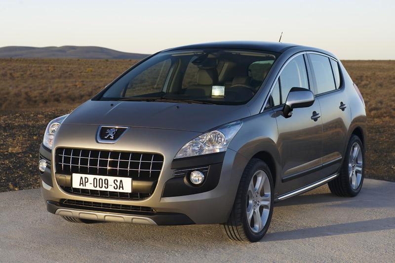 Peugeot 3008 HYbrid4 2.0 HDi Blue Lease (2013)