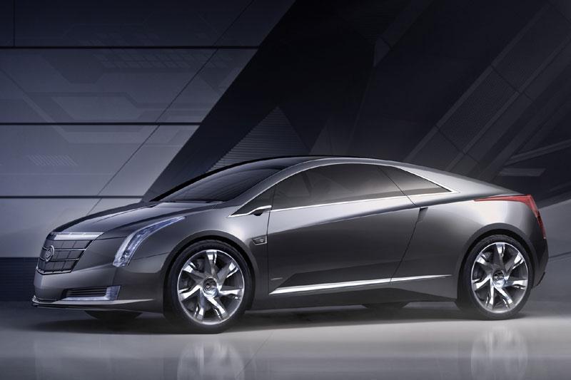 Cadillac Converj in productie