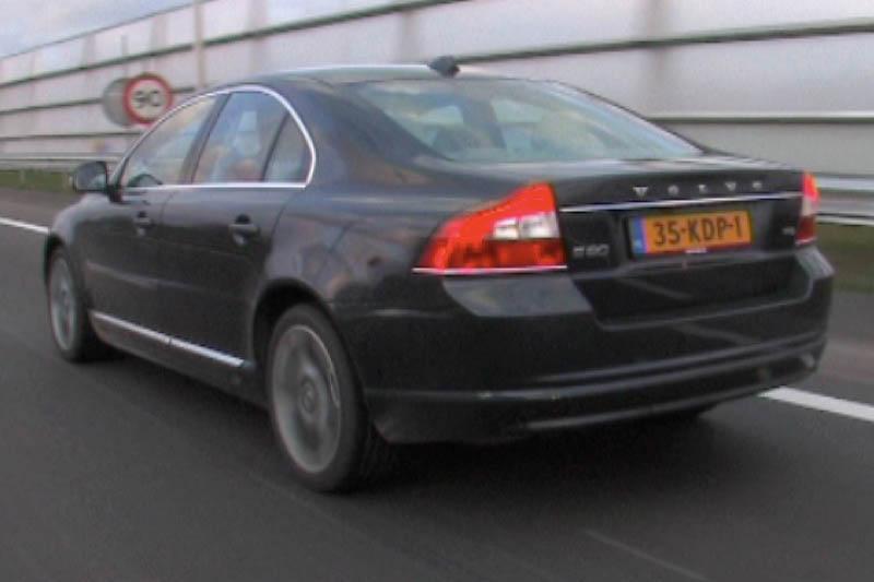 Volvo S80 DrivE
