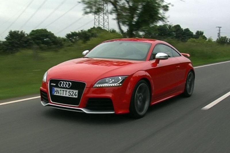 Rij-impressie Audi TT RS