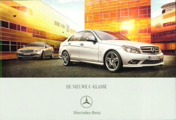 Mercedes-benz C-klasse Standaard, Elegance, Avantg