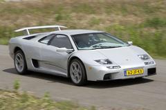 Blits bezit - Lamborghini Diablo replica