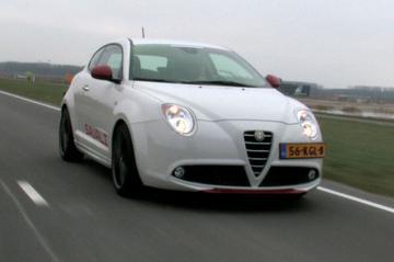 Alfa Romeo Mito 1.4 T-Jet Savali