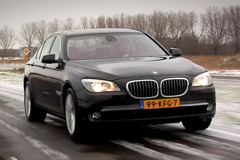 Rij-impressie BMW 750i xDrive