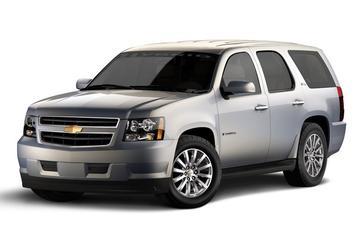 Hybride Chevrolet Tahoe in Detroit