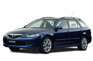 Mazda 6 vernieuwd