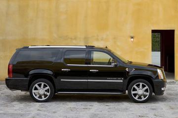 Meer versies Cadillac Escalade