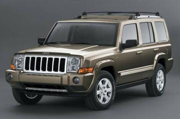 Jeep Commander onthuld