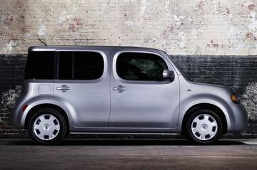 Nissan Cube ook naar Europa