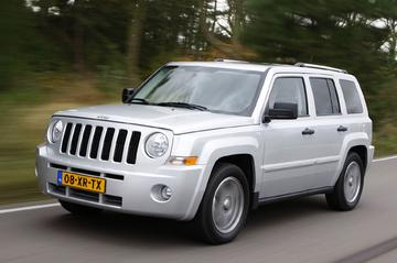 Jeep Patriot 2.4 Limited (2008)