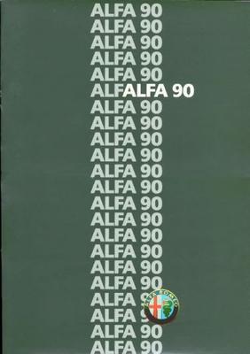 Alfa Romeo 90 2.0,2.4,2.5