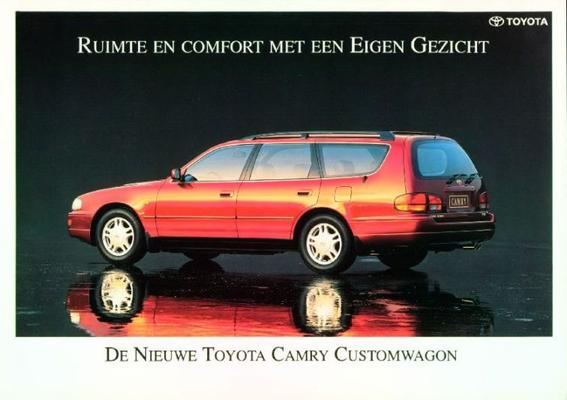 Toyota Camry Customwagon