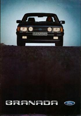 Ford Granada L,gl,ghi