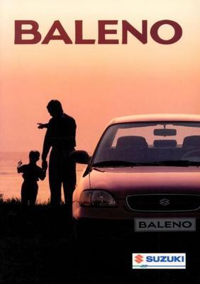 Suzuki Baleno Sedan,estate 1.2,1.6,1.8.1.9, Gl,glx