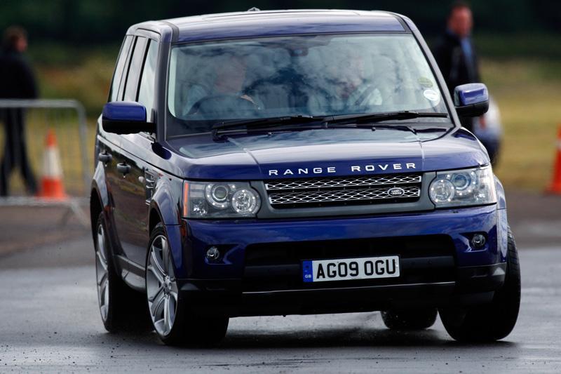 Land Rover Discovery en Range Rover Sport