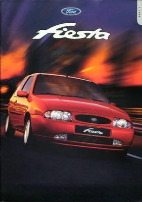 Ford Fiesta Ghia