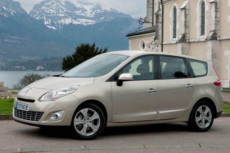 Renault Grand Sc U00e9nic Tce 130 Dynamique  2010  Review