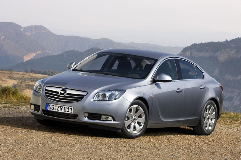 Opel Insignia EcoFlex gaat voor A-label