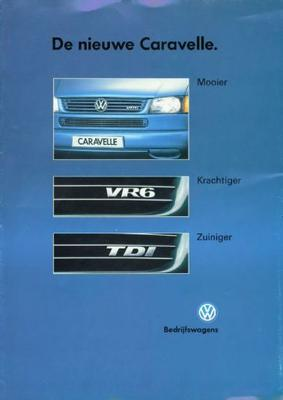 Volkswagen Caravelle Vr6,tdi