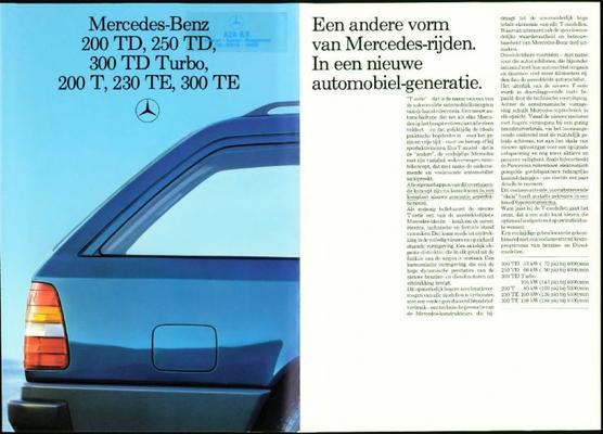Mercedes-benz  200 Td,250 Td,300 Td Turbo,200 T,23