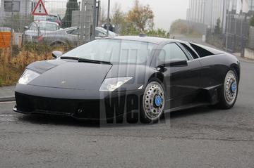 Gesnapt: opvolger Lamborghini Murciélago