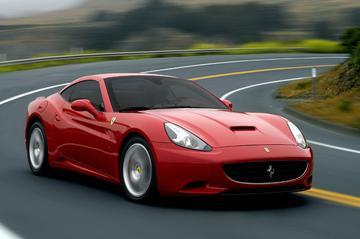 Prijs Ferrari California bekend