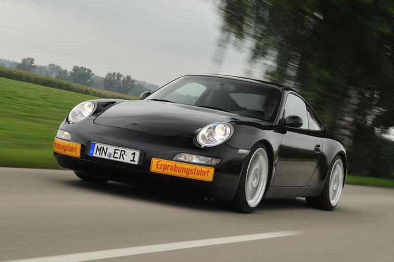 Elektrische Porsche sneller dan gedacht