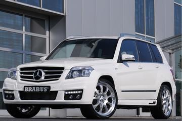 Opgefokte V6-en voor Mercedes GLK