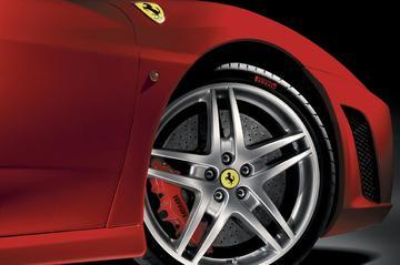 Volgende Ferrari F430 wordt groener