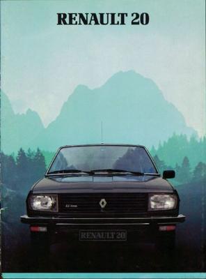 Renault  20 Tx,ts,gtd,turbo Diesel