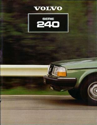 Volvo Volvo Serie 240 Gle,gl,turbo