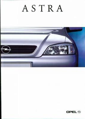 Opel Opel Astra Stationwagon