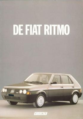 Fiat Ritmo 70s,60cl,70cl,60l,energy Saving,diesel