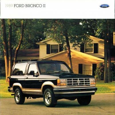 Ford Bronco Ii,bronco Ii Xlt,xl Sport