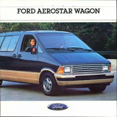 Ford Aerostar Wagon