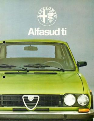 Alfa Romeo Alfasud Super Ti 1.5