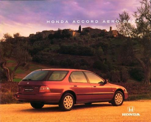 Honda Aero Deck Estate