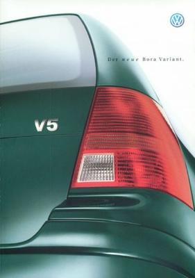 Volkswagen Bora V5