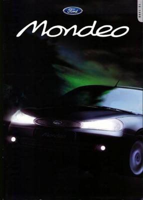 Ford Mondeo Atlantic, Business Edition, Business E