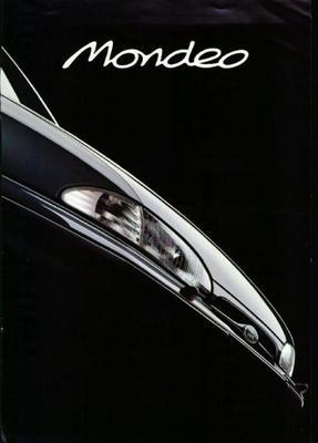 Ford Mondeo Clxglx Wagon, Si, Ghia