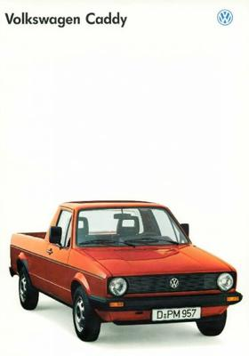 Volkswagen Caddy Pick-up,met Huif,met Hardtop