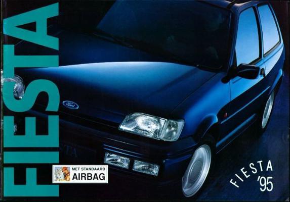 Ford Fordfiesta Flash,calypso,clx,finesse, 95