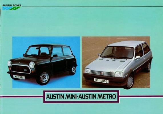 Austin Austin Mini  Austin Metro